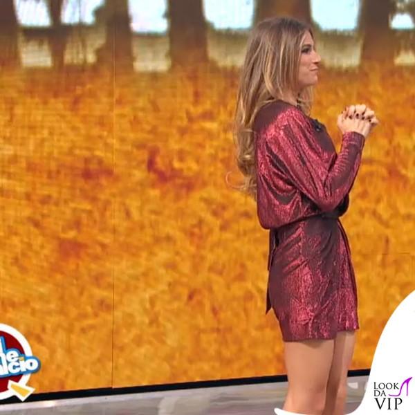Eleonora-Pedron-Quelli-che-il-calcio-abito-Blumarine-4