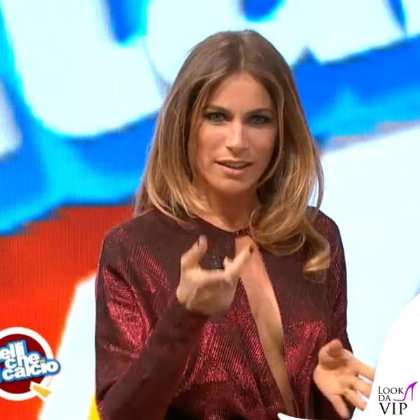 Eleonora-Pedron-Quelli-che-il-calcio-abito-Blumarine-6