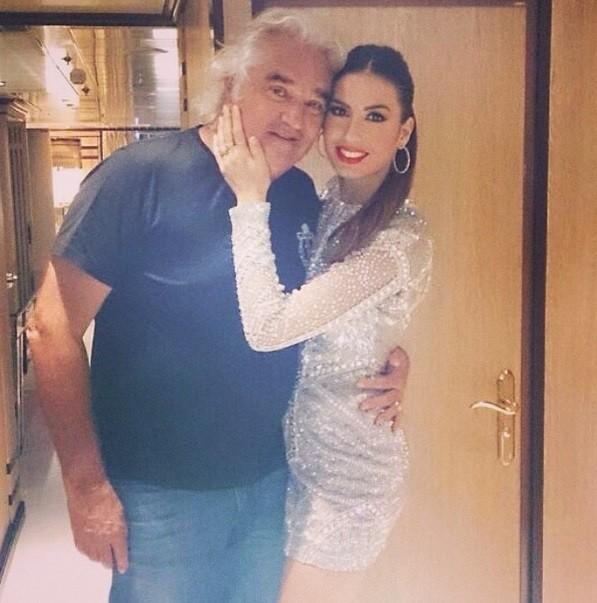 Flavio-Briatore-con-Elisabetta-Gregoraci-e-Nathan-Falco-Foto-Instagram-3