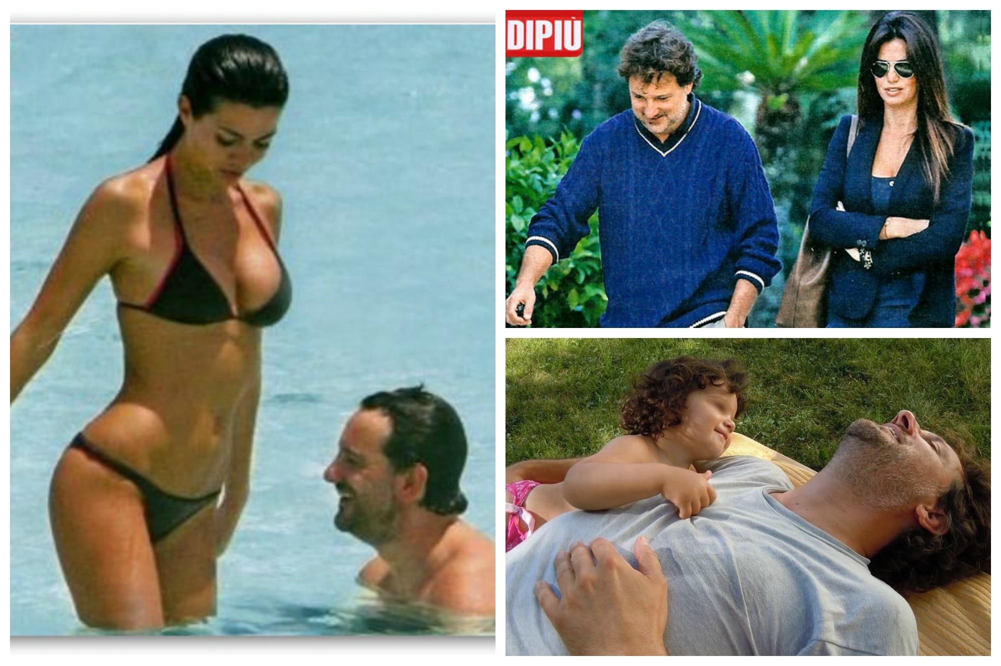 Leonardo-Pieraccioni-e-Laura-Torrisi-con-la-figlia-Martina