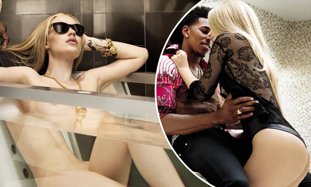 MEDIA ALERT: NBA STAR NICK YOUNG AND RAPPER IGGY AZALEA POSE TOGETHER IN MARCH GQ; DISCUSS BASKETBALL, THEIR RELATIONSHIP, AND HER CURVES