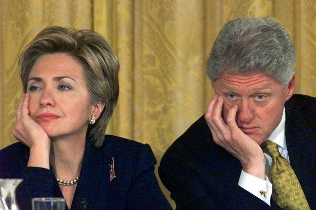 hillary-e-bill-la-reazione-dopo-scandalo-fu-feroce