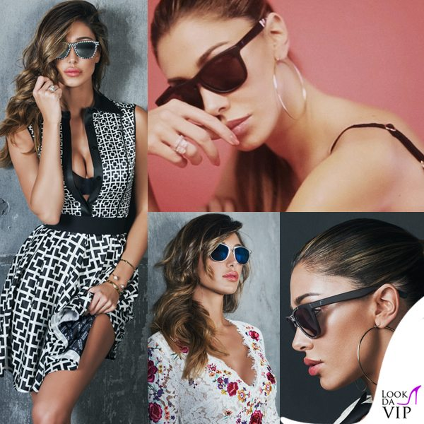 Belen-Rodriguez-testimonial-occhiali-Foreyever