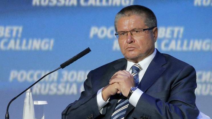 Alexey Ulyukaev, ministro dell'Economia russo