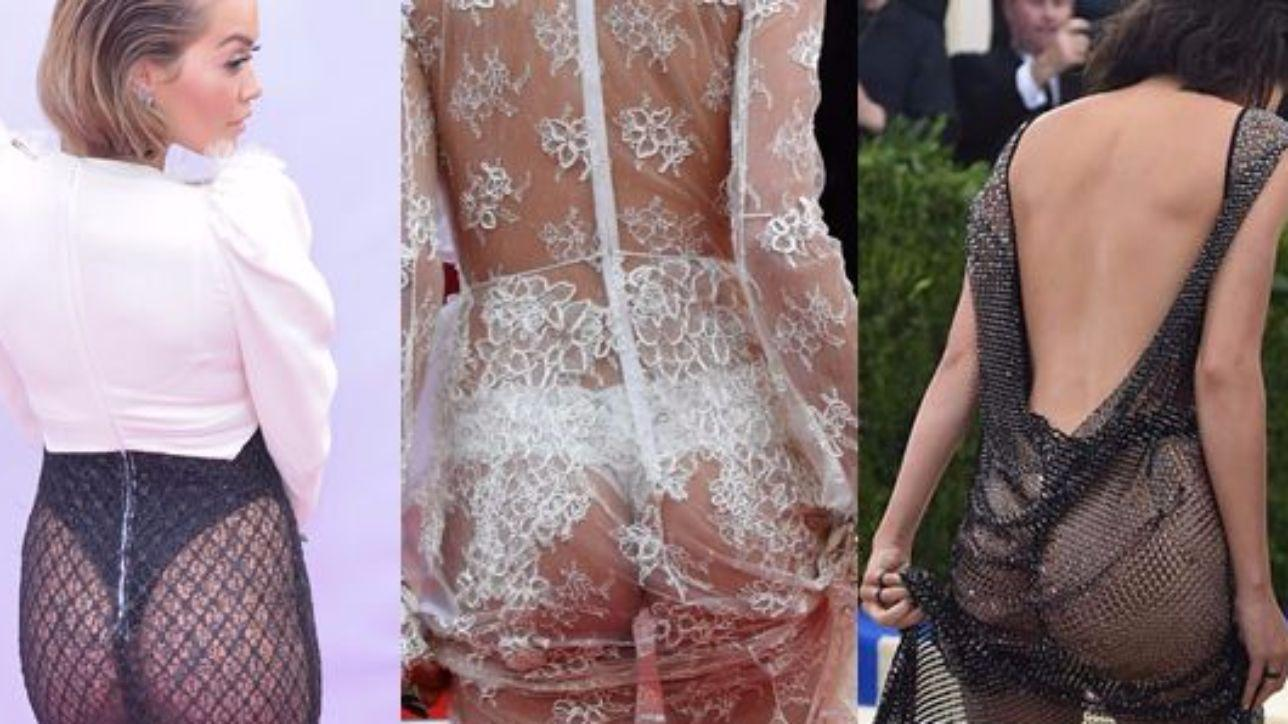 Rita, Kendall, Sara… tanga sul red carpet