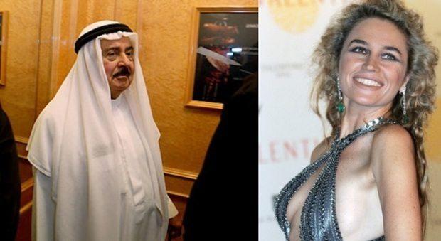 Morto Kashoggi, l'uomo più ricco del mondo regalò un diamante a Lory Del Santo per una notte d'amore