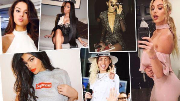 Da Selena Gomez a Kylie Jenner, ecco le regine dei social