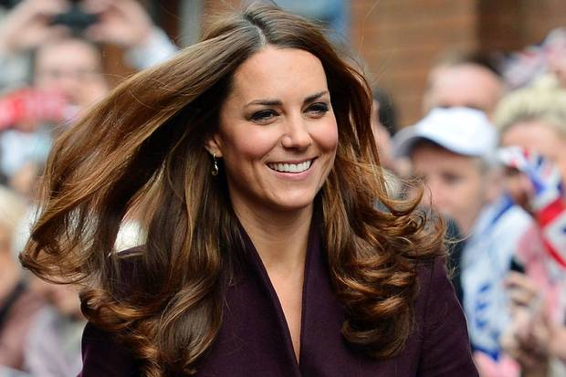 Kate-Middleton-Pregnant-Hair-HD-Wallpaper