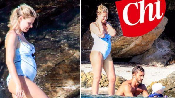 Barbara Berlusconi aspetta il quarto figlio