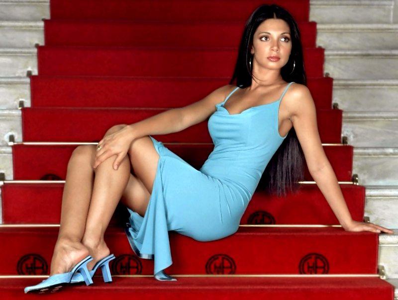 Scandalo Bettarini: ecco le belle con cui ha tradito la Ventura: Alessia Mancini