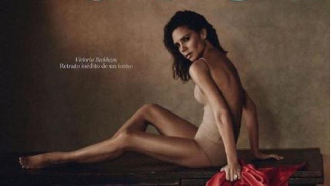 Victoria Beckham come non l'avete mai vista