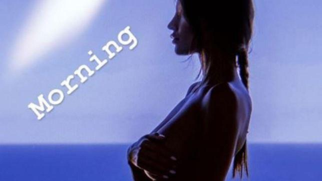 Cristina Buccino, risveglio senza veli a Ibiza