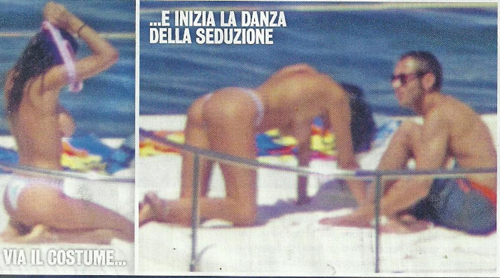 Valentino Rossi, fuga in yacht e passione in alto mare con Francesca Sofia Novello