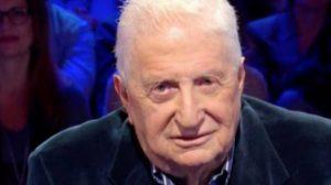 Gianfranco D'Angelo e la polemica sulla pensione da 2mila eu