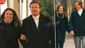 Gerò Carraro flirta con l'amica di Simona Ventura