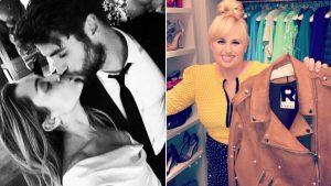 Miley Cyrus, proposta a luci rosse a Rebel Wilson: «Facciamo