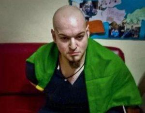 Luca Traini |  la dedica in Nuova Zelanda sui mitra del killer Brenton Tarrant