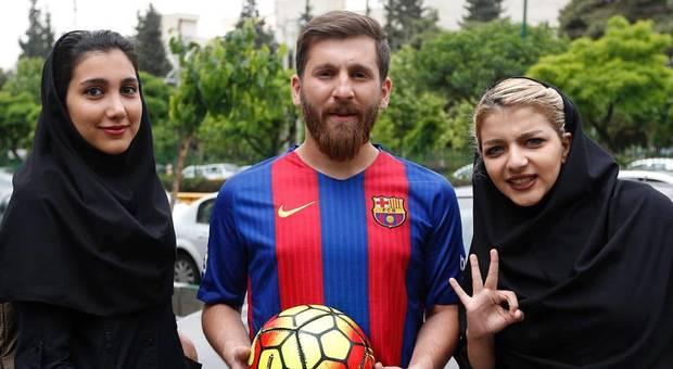 «Denunciato il finto Messi: ha fatto sesso con 23 donne». Ma