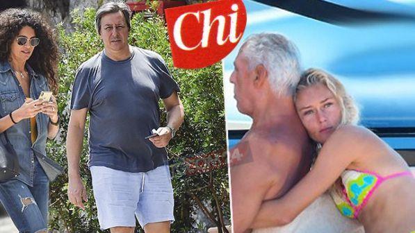 Afef si risposa e l'ex marito Tronchetti Provera si consola