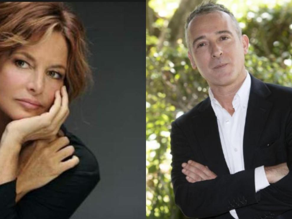 Io e Te, Giuliana De Sio rivela: «Ero innamorata di lui, ma