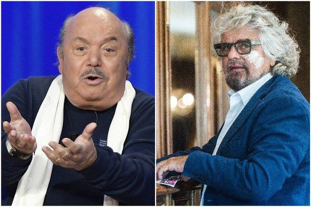 Lino Banfi risponde a Beppe Grillo: «Niente voto agli anzian