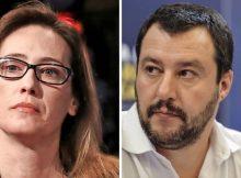 Ilaria-Cucchi-e-Matteo-Salvini