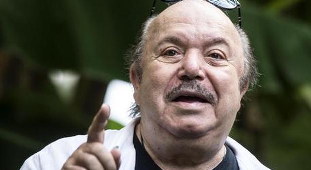 Lino Banfi sul Coronavirus: «Se muore un nonnino non ha meno